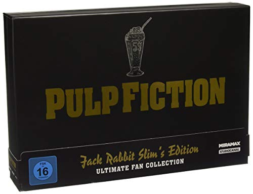 Pulp Fiction - Jack Rabbit's Slim's Edition - Ultimate Fan Collection [Alemania] [Blu-ray]