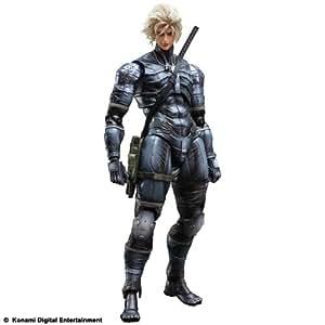 Figurine 'Metal Gear Solid 2' - Raiden