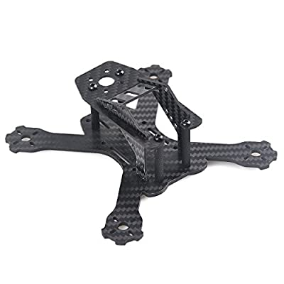 QAV-X 130mm Carbon Fiber Frame with PDB Board for FPV Racing Quad
