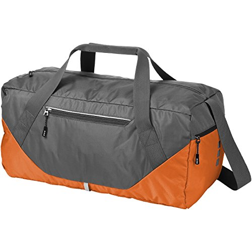 ELEVATE - Borsa viaggio leggera - arancio arancio