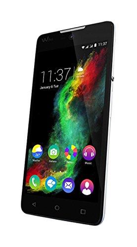 Wiko Rainbow Smartphone, 8 GB, WEISS