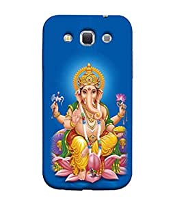 PrintVisa Designer Back Case Cover for Samsung Galaxy Win I8550 :: Samsung Galaxy Grand Quattro :: Samsung Galaxy Win Duos I8552 (Vinayaka Blessing Celebration Deity Ceremony Chaturthi Beautiful Creative)