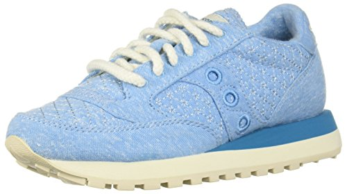 Saucony Damen Jazz Original Low-top, (Light Blue), 40,5 EU