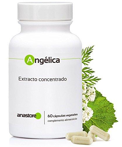 ANGÉLIQUE* L'herbe aux Anges* 60 gélules / 425 mg équivalant à 1500 mg de racine sèche * Combat la sensation de lourdeur de l'estomac et améliore le bien-être * Fabriqué en FRANCE * Qualité contrôlée par certificat d'analyse * Garantie Satisfait ou Remboursé