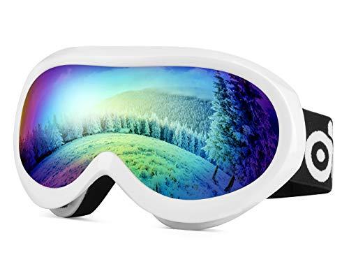ODOLAND Gafas de esquí para jóvenes