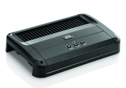 JBL GTO-1001EZ  Class D mono Subwoofer amplifier (1000W RMS) schwarz
