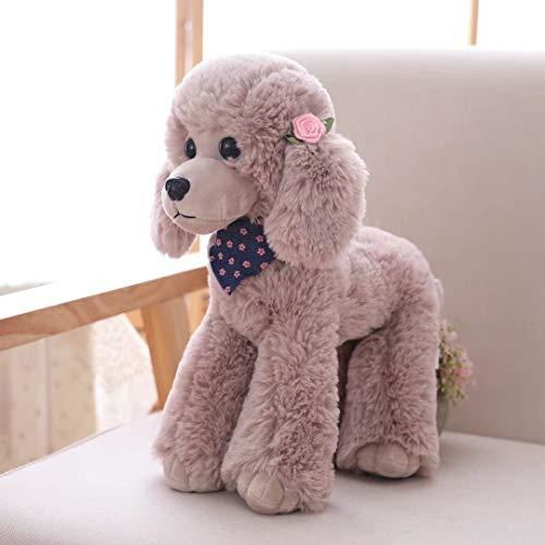 ahzha Simulation VIP Hund Plus Spielzeug Puppe Hund Hund Teddy Hund Jahr Maskottchen Custom 25cm pro (Robbe Puppe)