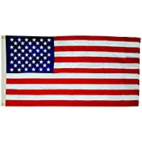 All-Weather Outdoor U.S. Flag, Heavyweight Nylon, 5