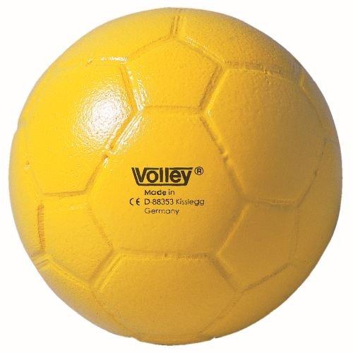 Volley� Calcio con pelle di elefante (pezzi), Gelb