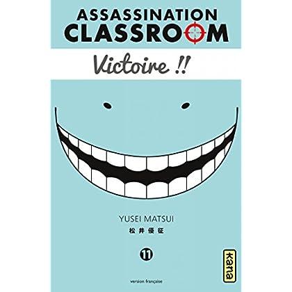 Assassination classroom - Tome 11