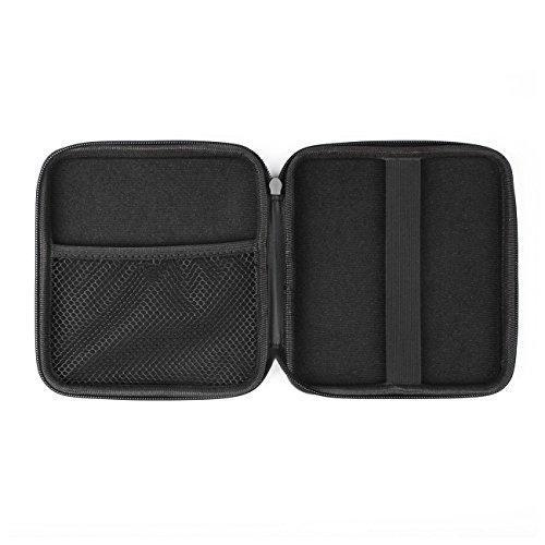 Salcar - Universal Protective Skin Cover Hard Case Shell Sleeve Portable Bag for internal drive external drive Apple & Universal DVD CD Blu Ray burner External HDD Hard Drive