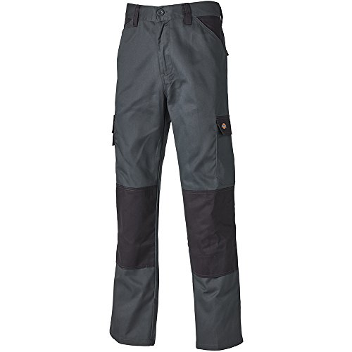 Dickies - ED24/7R Everyday Trouser Gris/Noir FR:44