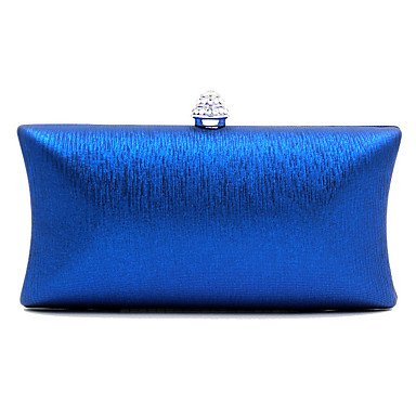 pwne L. In West Woman Fashion Luxus High-Grade Abend Tasche Blue