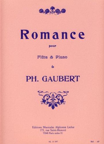 ROMANCE FLUTE ET PIANO