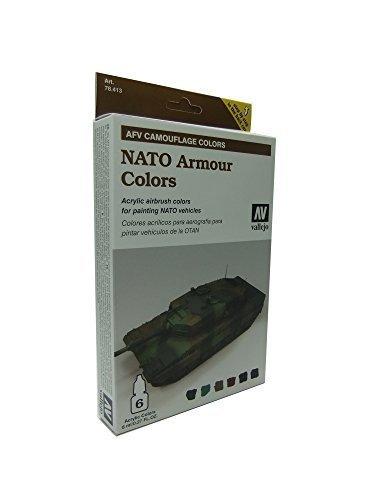 vallejo-armour-set-dak-afrika-korp-nato-camouflage-6-x-8ml
