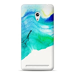 Mobile Back Cover For Asus Zenfone 5 (Printed Designer Case)