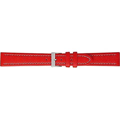 Cinturino Lorica Rosso misura 18
