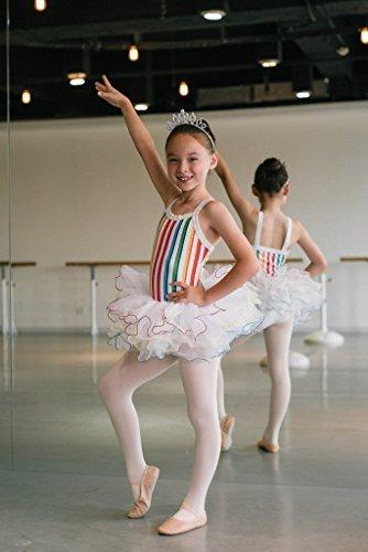 Pegasus galaxy Girl 's Tüll Ballett Dance Kostüm Tutu Kleid niedliche und schöne (Niedliche Kostüme Tutu)