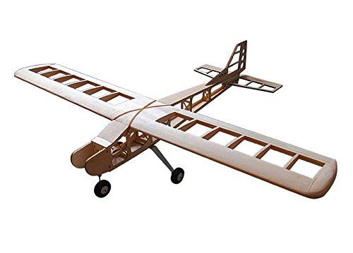 Balsaholz-flugzeuge-kits Rc (Trainer T40 Balsaholz Kit 1620 mm Spannweite)