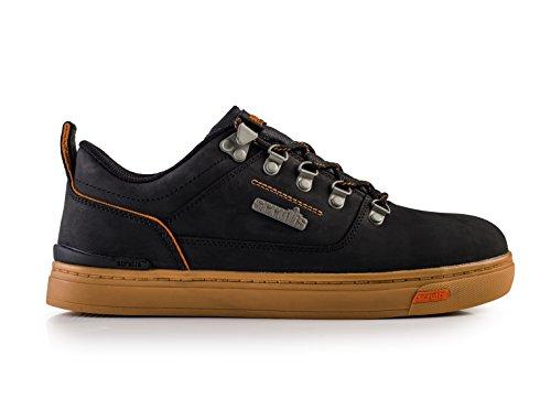 Scruffs  Speedwork Trainer S1P SRA HRO - Chaussures de sécurité adulte mixte Noir