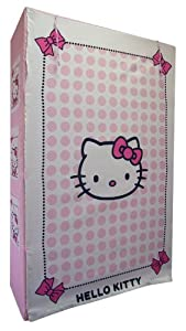 Fun House Jemini - 004 617 - Muebles y Decoración - Pouch para Colgantes de Madera - Hello Kitty