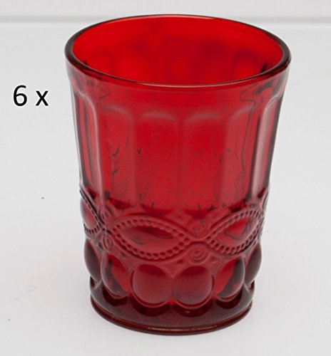 Country Country Wasserglas-Set