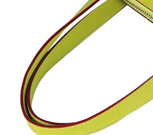 Borsa A Tracolla Bag Borsa In Borsa Del Messaggero Di Modo Del Sacchetto Selvaggio Semplice Red2