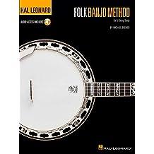 Hal Leonard Folk Banjo Method (Book/Online Audio)