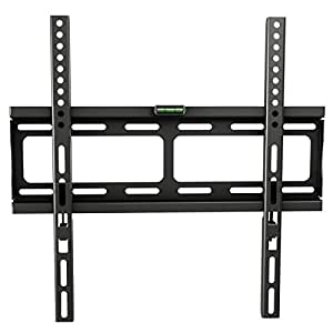 Ricoo support tv mural meuble tv mural f0244 fixation - Meuble support mural tv ...