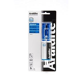 Araldite Ultra Strong Adhesive Glue Blue Standard Precision Syringe 24ml Syringe