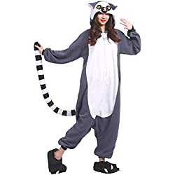 PALMFOX 2018 Mode Totoro Kigurumi Pijamas para adultos de animación Anime Cosplay Disfraz de Halloween Onesie