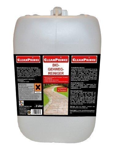 cleanprince-bio-gehweg-reiniger-2-liter-terrasse-terrassenplatten-steinboden-pflaster-hof-burgerstei