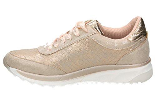XTI Damen 48052 Sneakers Pink