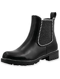 Verkaufsförderung San Francisco neue Version Suchergebnis auf Amazon.de für: Nieten Ankle Boots,: Schuhe ...