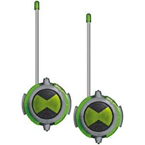 Ben 10 Alien Force Omnitrix Walkie Talkie