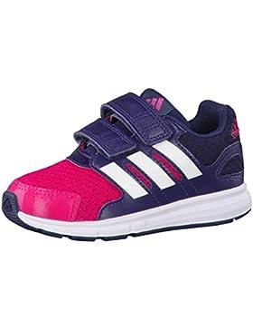adidas LK Sport CF I - Zapatillas unisex, color rosa / blanco / gris