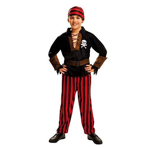 My Other Me-Kind Kostüm Piraten-Bandana (viving Costumes) 7-9 años