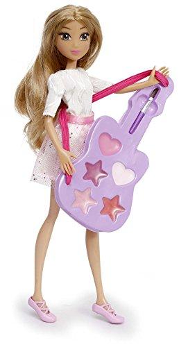 Giochi Preziosi Violetta W/Guitar Make-Up - Figuras de Juguete para niños (Multi, Chica, Ampolla)