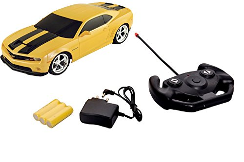Magicwand Remote Controlled Rechargeable Chevrolet Camaro Car