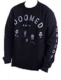BRING ME THE HORIZON - DOOMED - OFFICIAL PULL POUR HOMMES (TRICOT)
