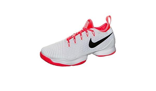 premium selection 659e3 7b15d Nike Air Zoom Ultra React HC Scarpe da Tennis da Donna, Weiß/neonrot:  Amazon.it: Sport e tempo libero