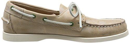 Sebago Docksides - Chaussures bateau - Homme Marron (Taupe Waxy)