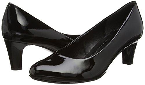Gabor Vesta 2 Damen Pumps Black (Black Patent Ht)