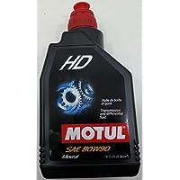 MOTUL 100102 - Aceite de transmisión HD 80-90 W, 1litro