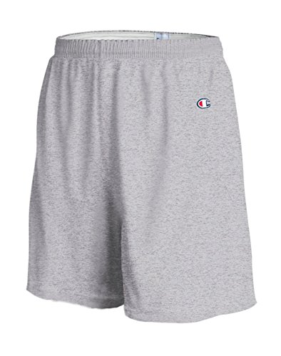 champion-short-de-sport-homme-gris-oxford-gray-xx-large