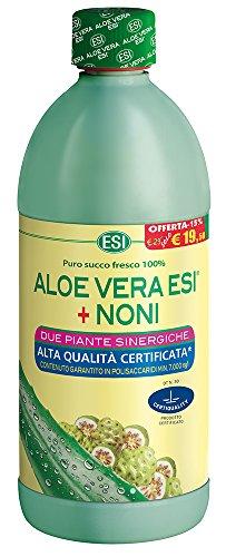 Nahrungsergänzungsmittel für Gesundheit des Darmtraktes Aloe Vera Saft 1 Lt