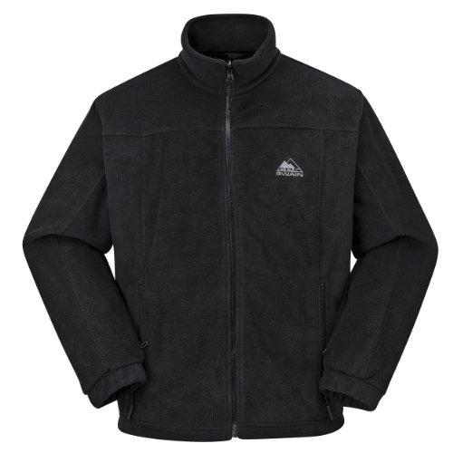 Cox Swain Herren Fleece Jacke TAO - Top Qualität, Colour: Black, Size: L (Allen Cox)