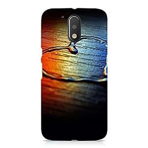 Hamee Designer Printed Hard Back Case Cover for Motorola Moto Z Play Design 2020