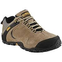 Dewalt Plane Safety Shoes, 42 EU, 50053-127-42, Brown