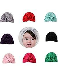 BrilliantDay Set di 9 pezzi Berretto bambini Soft Touch Cappello unisex per  neonati e bambini  95e5cf889946
